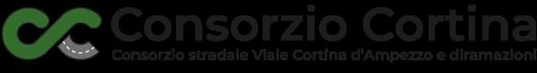 """Consorzio stradale """"Viale Cortina d'Ampezzo e Diramazioni"""" Logo"""